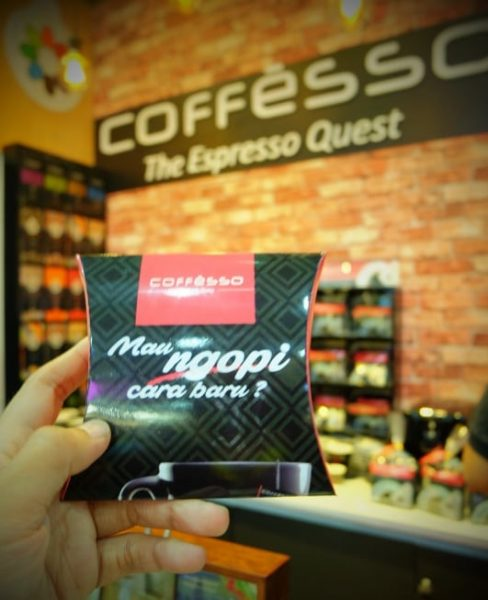 kopi celup coffesso indonesia