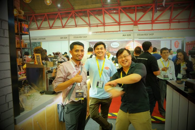 pt david roy indonesia di interfood 2016