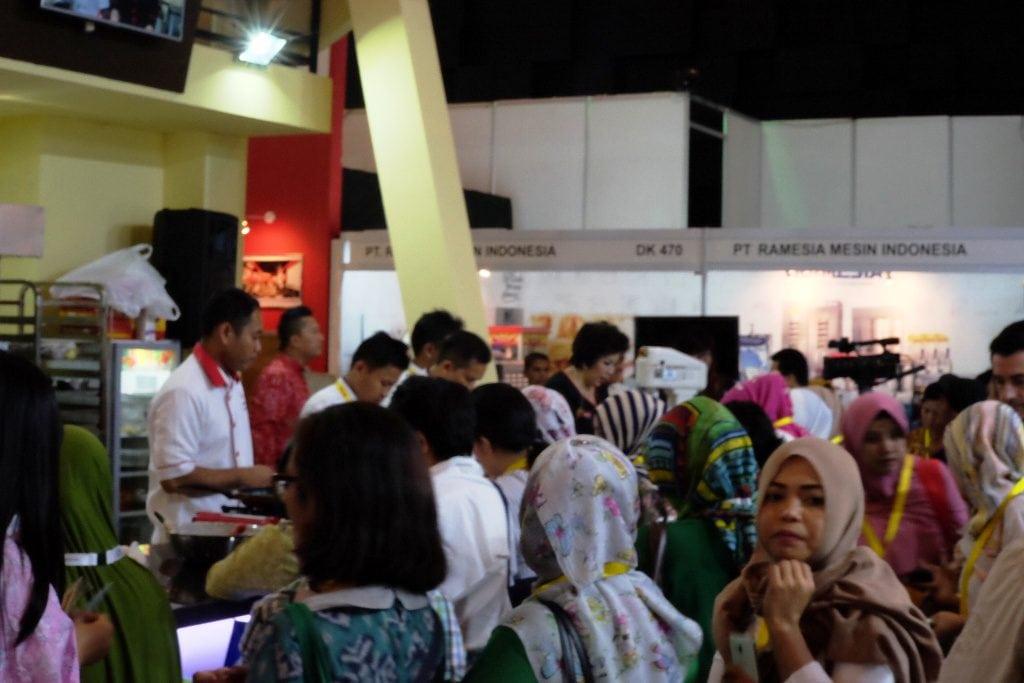 demo masak di bungasari