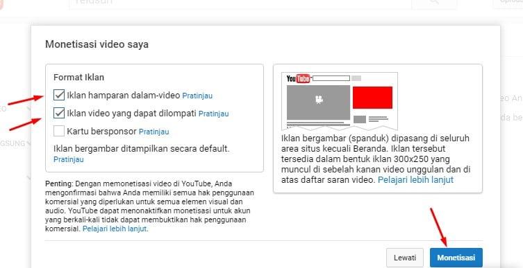 menjadi youtube adsense publisher