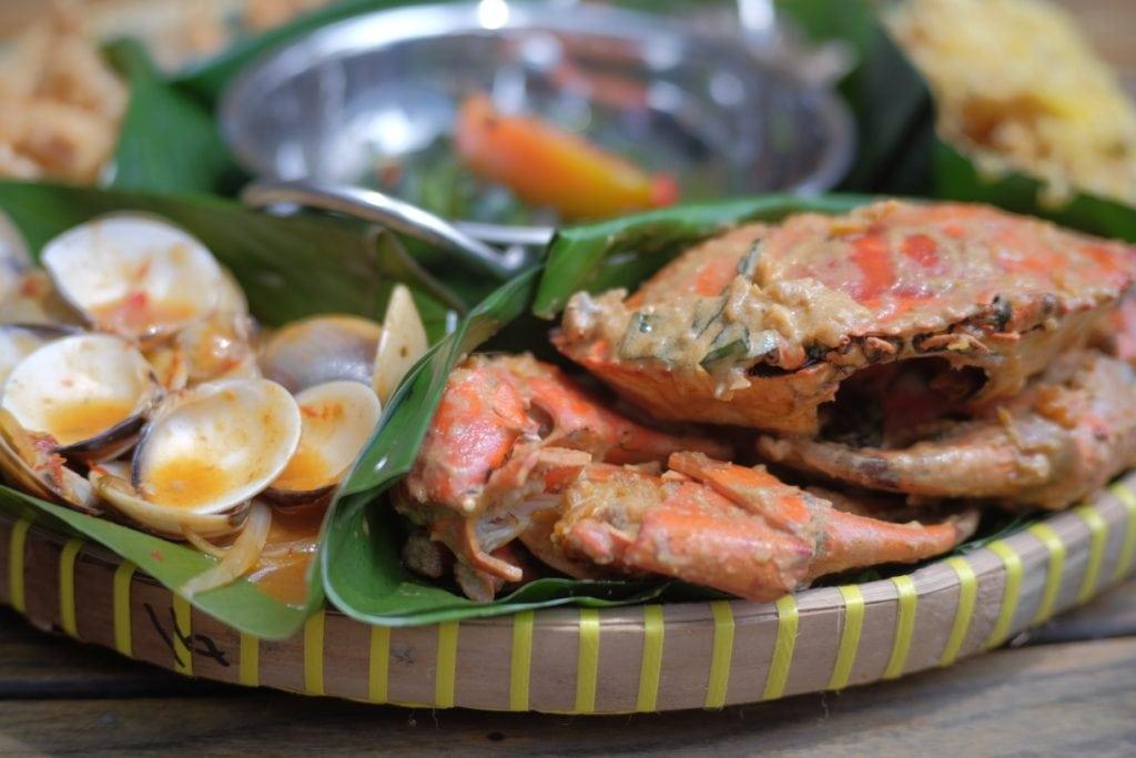 seafood platter dapur seafood jakarta utara