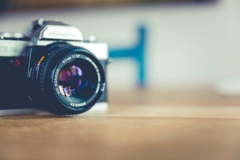 membuat foto produk yang menarik