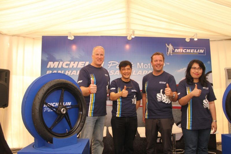 launching ban michelin pilot motogp