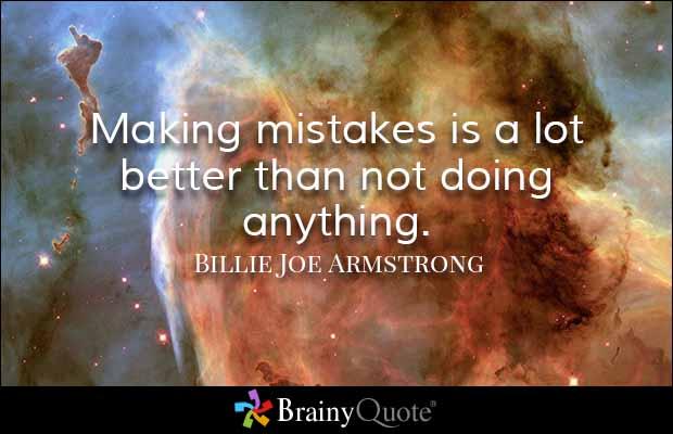 kutipan tentang berbuat salah - kesalahan dalam hidup
