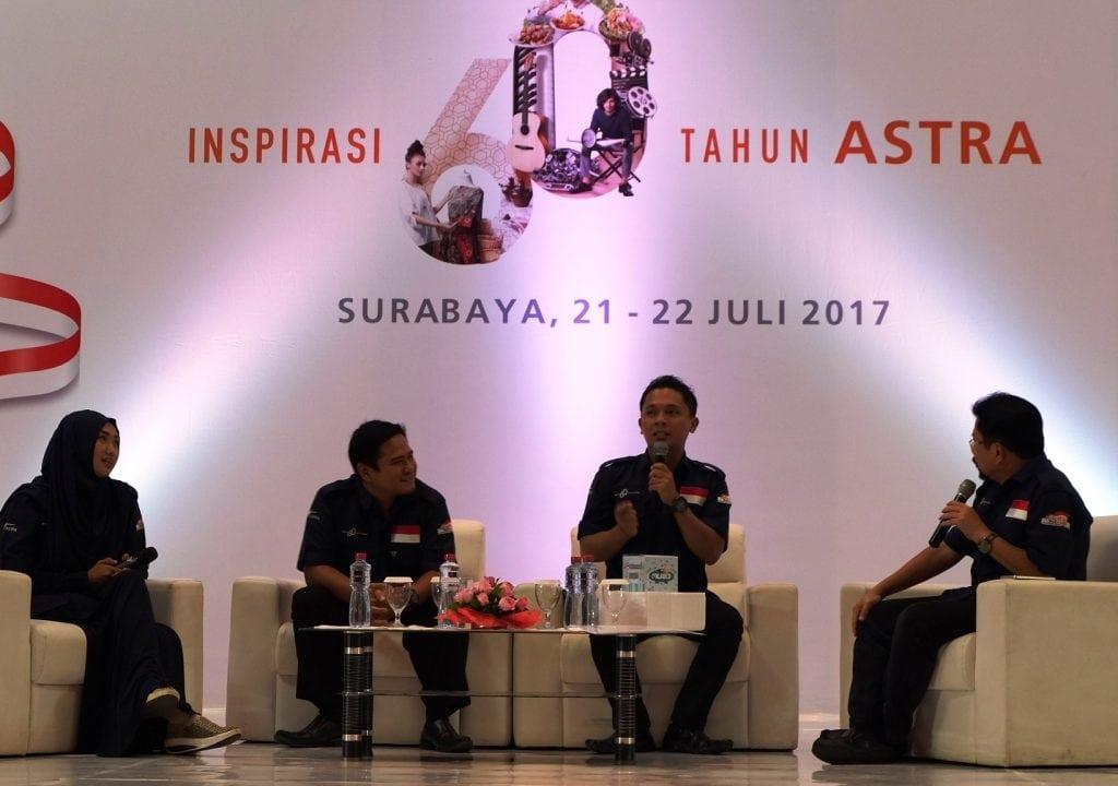 hadi apriliawan - peraih satu indonesia awards astra 2015 sosok inspiratif dari malang