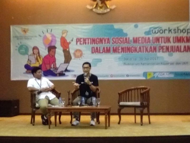 optimalisasi media sosial untuk ukm indonesia meningkatkan penjualan