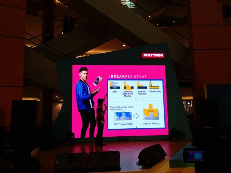 Polytron Prime 7 - Smartphone Tangguh dan Kece dari Polytron Indonesia 3