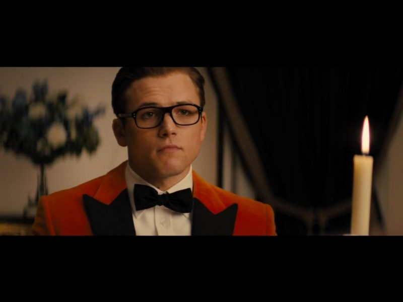 eggsy - review film kingsman 2 the golden circle