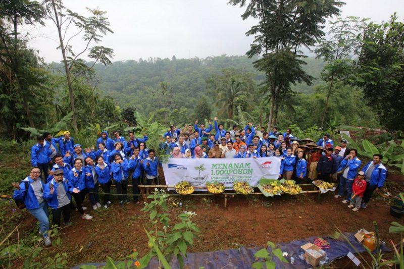 program csr astra hijau untuk lingkungan
