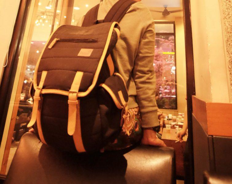tas backpack kanvas divinces