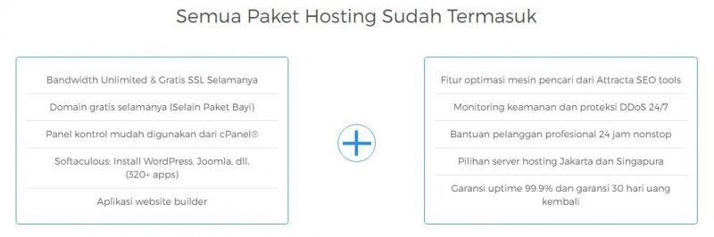 review niagahoster - hosting lokal murah indonesia