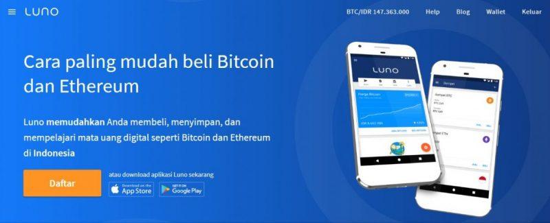 investasi di bitcoin menggunakan luno