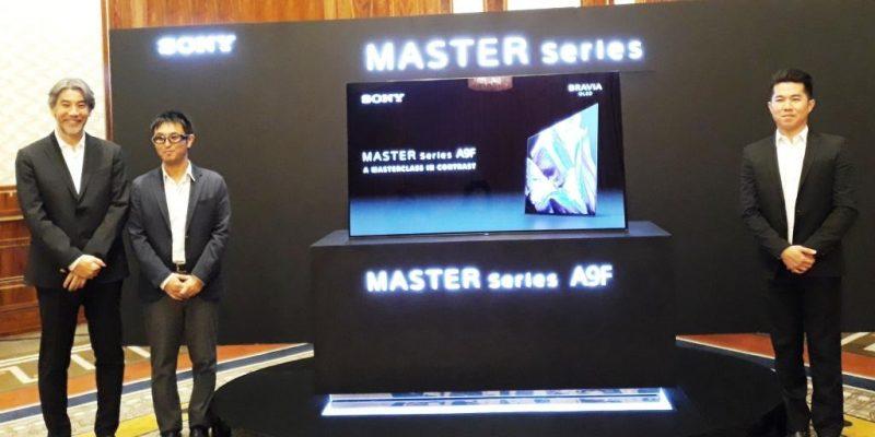 smart tv oled terbaik dari sony