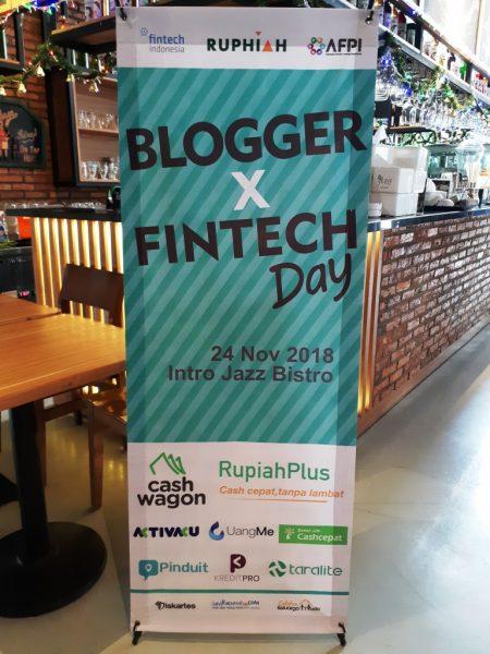 tentang fintech pinjaman online