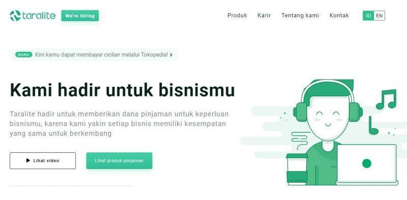 pinjaman online merchant