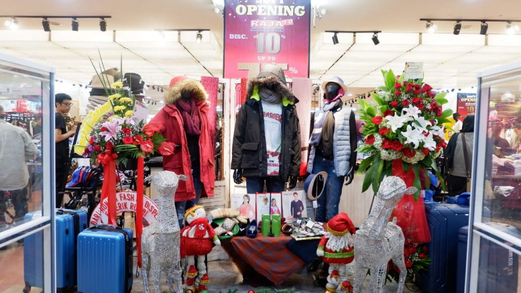 fashion musim dingin factory outlet di jakarta