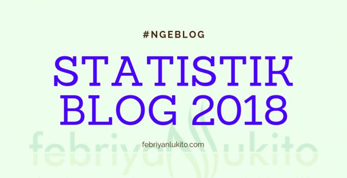 statistik blog 2018