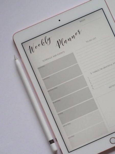 tips ngeblog membuat jadwal post yang mengikuti tren
