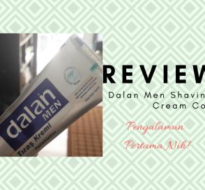 review dalan men shaving cream cool