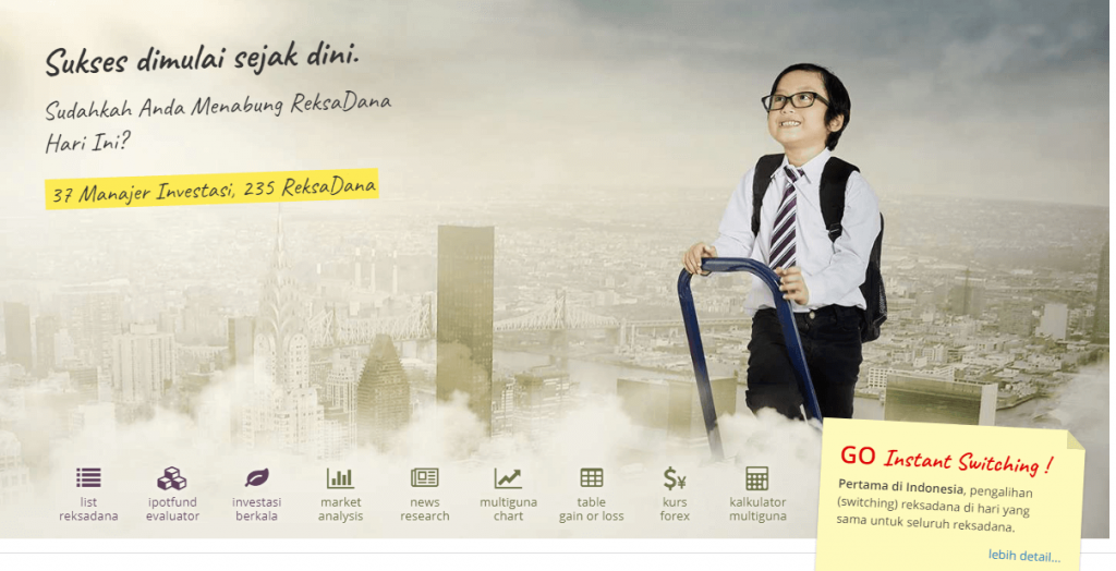 ipot fund dari indopremier untuk investasi reksadana online