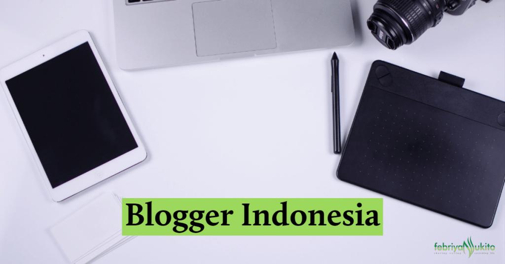 tips menulis untuk blogger indonesia