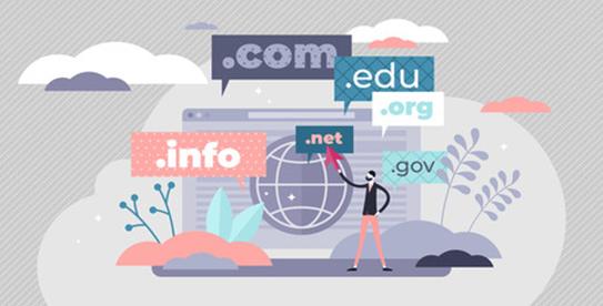 cara memilih nama domain yang dapat meningkatkan traffic seo website